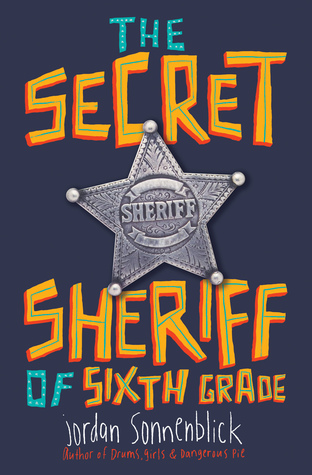 Image result for The Secret Sheriff of Sixth Grade
