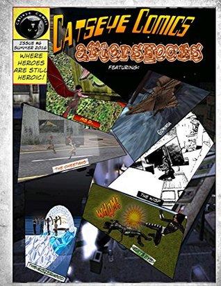 Catseye Comics Aftershocks: Catseye Comics Book 5