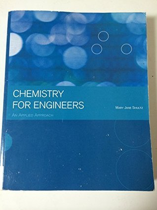 Chemistry For Engineers An Applied Approach