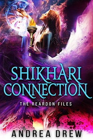 Shikhari Connection (The Reardon Files Book 2)