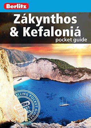 Berlitz: Zakynthos & Kefalonia Pocket Guide