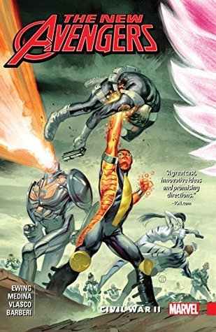 New Avengers: A.I.M., Volume 3: Civil War II