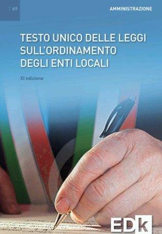 Testo Unico delle leggi sull'ordinamento degli enti locali