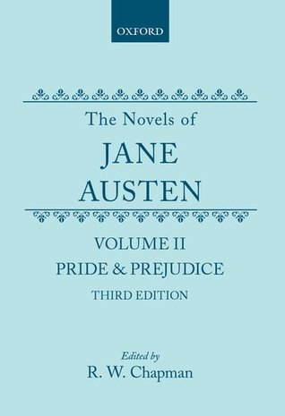 Pride and Prejudice (The Novels of Jane Austen, Volume II)