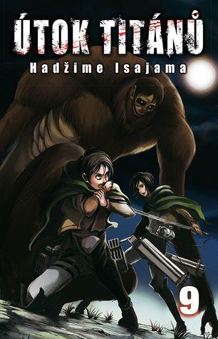 Útok titánů 9 (Attack on Titan, #9)