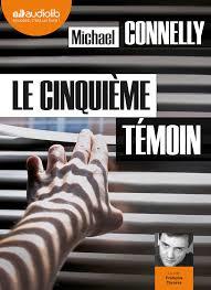 Le Cinquieme Temoin: Livre Audio 2 CD MP3 - 607 Mo + 610 Mo