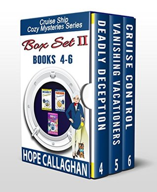 Cruise Ship Mysteries Box Set II By Hope Callaghan - Cruise ship mysteries