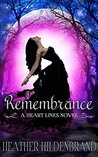 Remembrance: (New Adult Paranormal Romance)