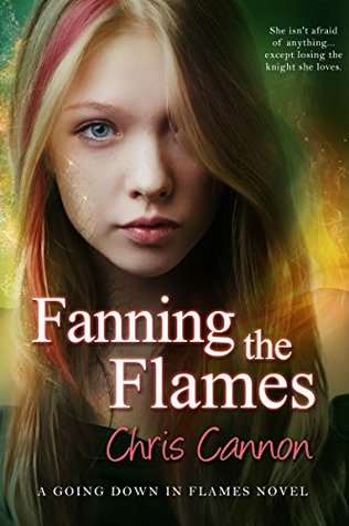 Fanning The Flames (Going Down in Flames, #4)