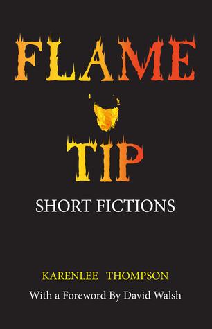 Flame Tip by Karenlee Thompson
