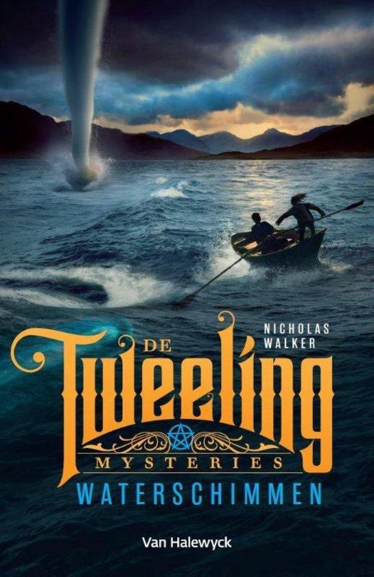 Waterschimmen (De tweeling mysteries #1)
