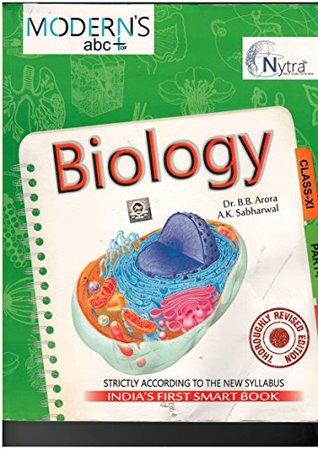 Moderns Abc Biology Class 11 Set 2 Books Wcd Cbse