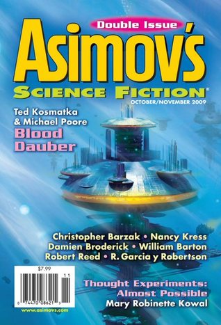 Asimov's Science Fiction, October/November 2009