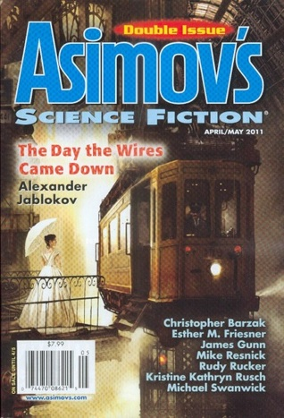 Asimov's Science Fiction, April/May 2011