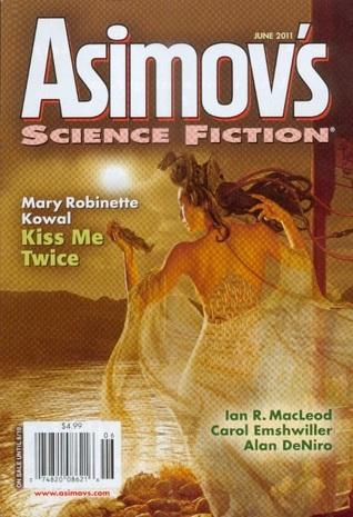 Asimov's Science Fiction, June 2011