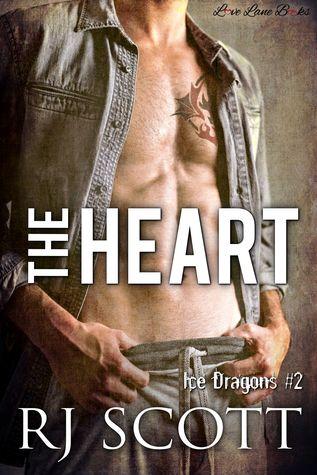 The Heart (Ice Dragons Hockey, #2)