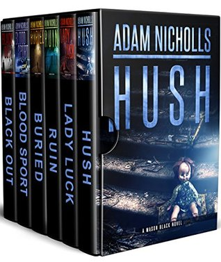 Hush / Lady Luck / Ruin / Buried / Blood Sport / Black Out