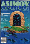 Isaac Asimov's Science Fiction Magazine, December 1983 (Asimov's Science Fiction, #72)