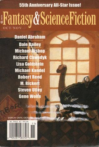 The Magazine of Fantasy & Science Fiction, October/November 2004