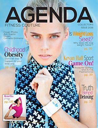 Agenda Magazine: Fitness Couture (Collector's Issue Book 1)