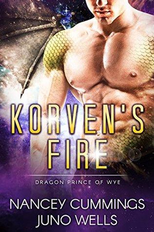 Korven's Fire (Dragon of Wye, #1)