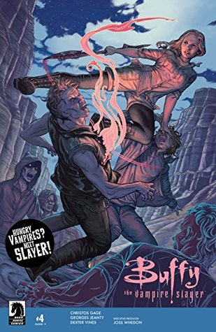Buffy the Vampire Slayer: Desperate Times (Season 11, #4)