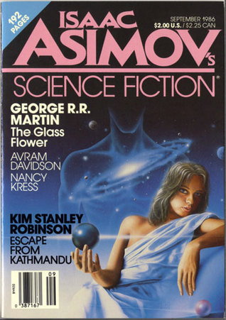 Isaac Asimov's Science Fiction Magazine, September 1986 (Asimov's Science Fiction, #108)