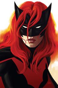Batwoman: Rebirth (2017) #1 (Batwoman (2017-))