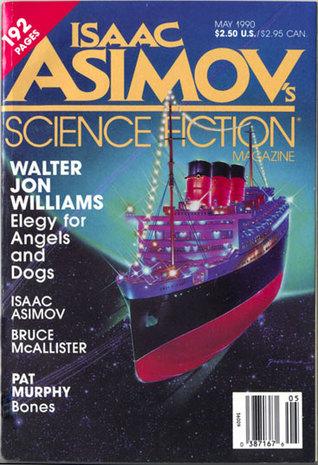 Isaac Asimov's Science Fiction Magazine, May 1990 (Asimov's Science Fiction, #156)