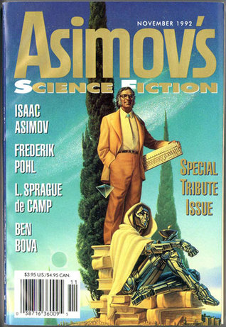 Asimov's Science Fiction, November 1992 (Asimov's Science Fiction, #192-193)