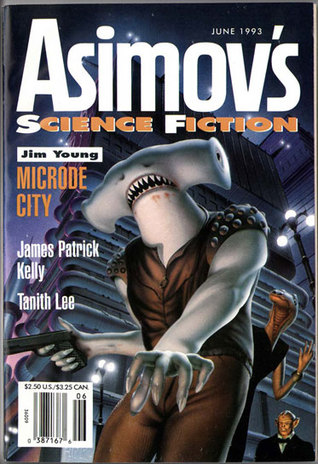 Asimov's Science Fiction, June 1993 (Asimov's Science Fiction, #202)