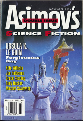 Asimov's Science Fiction, November 1994 (Asimov's Science Fiction, #222-223)