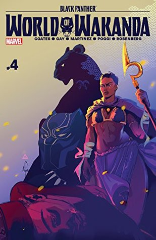Black Panther: World of Wakanda #4