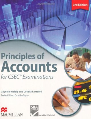 Principles of Accounts for CSEC® Examinations