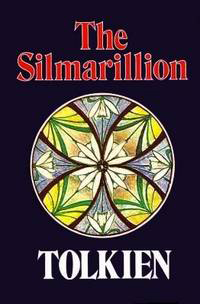 The Silmarillion, cover (Goodreads)