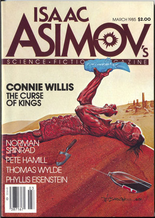 Isaac Asimov's Science Fiction Magazine, March 1985 (Asimov's Science Fiction, #89)