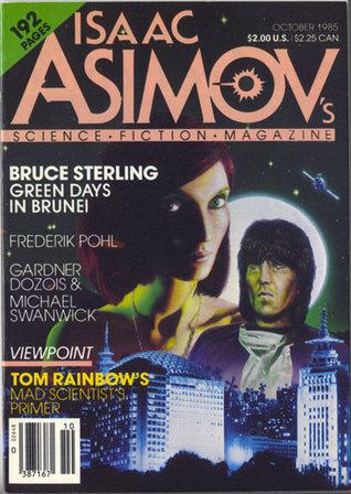 Isaac Asimov's Science Fiction Magazine, October 1985 (Asimov's Science Fiction, #96)