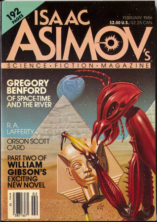 Isaac Asimov's Science Fiction Magazine, February 1986