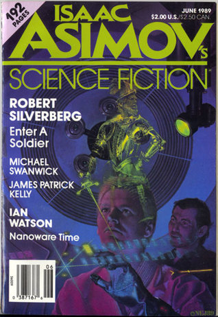 Isaac Asimov's Science Fiction Magazine, June 1989 (Asimov's Science Fiction, #144)