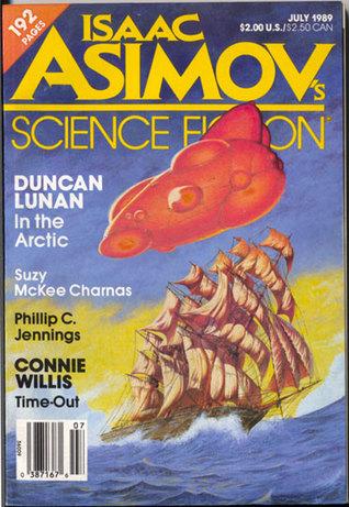 Isaac Asimov's Science Fiction Magazine, July 1989 (Asimov's Science Fiction, #145)