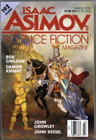 Isaac Asimov's Science Fiction Magazine, March 1990