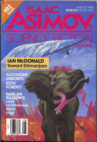 Isaac Asimov's Science Fiction Magazine, August 1990 (Asimov's Science Fiction, #159)
