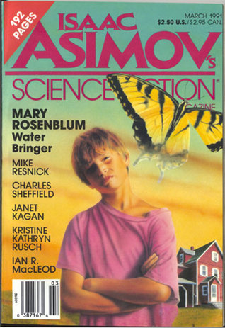 Isaac Asimov's Science Fiction Magazine, March 1991