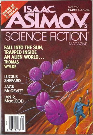 Isaac Asimov's Science Fiction Magazine, May 1991 (Asimov's Science Fiction, #171)