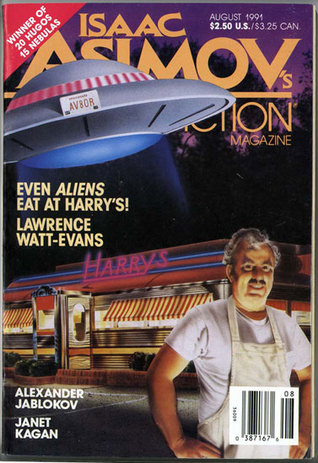 Isaac Asimov's Science Fiction Magazine, August 1991 (Asimov's Science Fiction, #174)