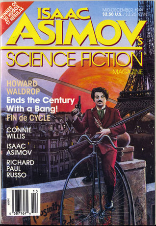 Isaac Asimov's Science Fiction Magazine, Mid-December 1991 (Asimov's Science Fiction, #180)