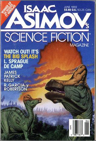 Isaac Asimov's Science Fiction Magazine, June 1992 (Asimov's Science Fiction, #187)