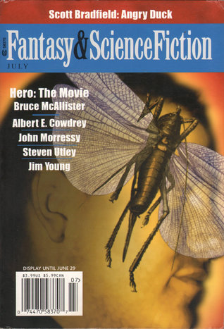 Fantasy & Science Fiction, July 2005 (The Magazine of Fantasy & Science Fiction, #641)