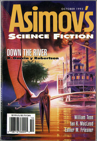 Asimov's Science Fiction, October 1993 (Asimov's Science Fiction, #206)