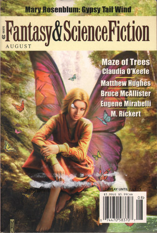 Fantasy & Science Fiction, August 2005
